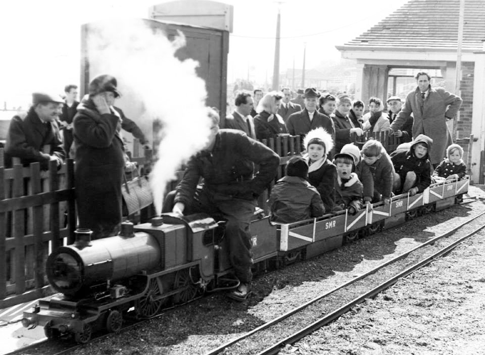 The Spa Miniature Railway - The Bridlington Augustinian Society