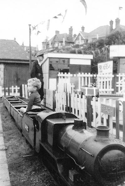 The Spa Miniature Railway - The Bridlington Augustinian Society